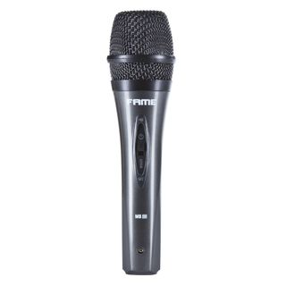 Fame Audio MS 25 Dynamic Vocal Microphone incl. Case and Cable Productafbeelding