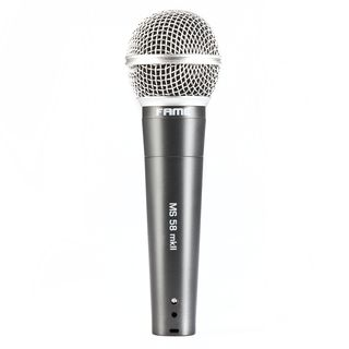 Fame audio MS 58 MKII dynamic Vocalmicrophone Produktbillede