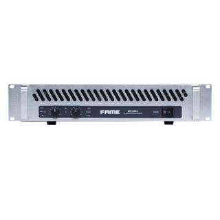 Fame audio MS 8002 Amp 2x 820W / 4 Ohm Product Image