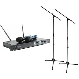 Fame Audio MSW Pro 2 Vocal Stand - Set Image du produit