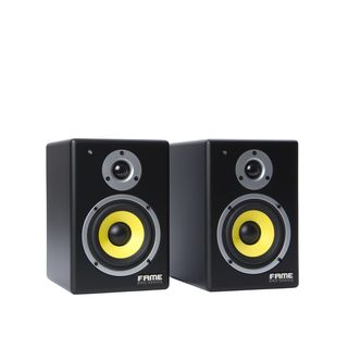 "Fame Audio Pro Series RPM 5 active Monitor Speaker 5"" Product Image"