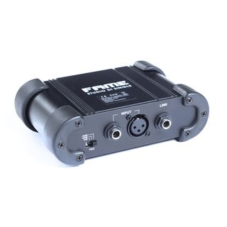 Fame Audio Studio DI Single Passive DI Box Product Image