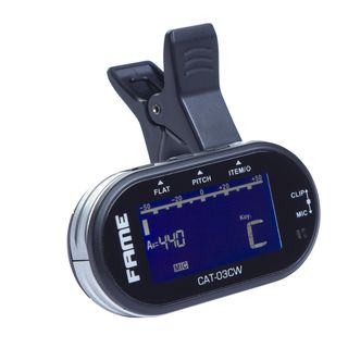 Fame CAT-03CW Clip-On-Tuner Product Image