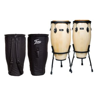 FAME Congas + Bags - Set Product Image