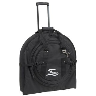 "Fame Cymbal Bag / Trolley PRO, f. Cymbals up to 24"" Produktbillede"
