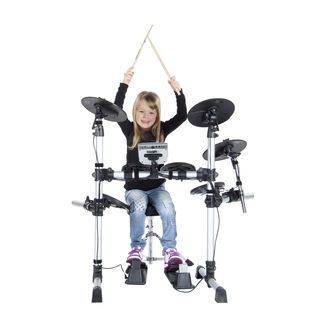 Fame DD-Kiddy E-Drum Set Schlagzeug Product Image