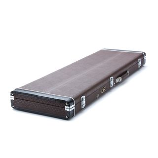 Fame EB-5 Electric Bass Case Brown Imagem do produto