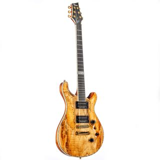 Fame Forum Custom Spalted Maple Top Natural #FC2002040 Product Image