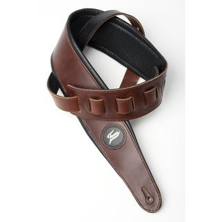 Fame Gitarrengurt 853 brown Leather Product Image
