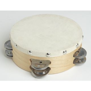 "Fame Headed Tambourine 6""  Product Image"