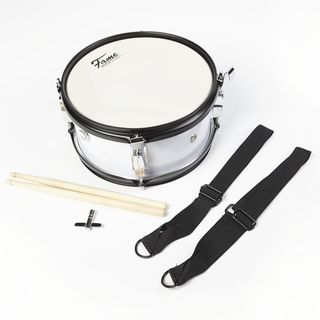 "Fame Junior Marching Snare 10""x5"" incl. Strap and Sticks Product Image"