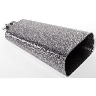 "Fame M2 Cowbell 7 1/2"" Black / Silver Product Image"