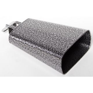 "Fame M4 Cowbell 5 1/2"" Black / Silver Product Image"