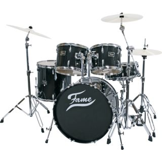 Fame Maple Standard Set 5221, #Black Produktbillede