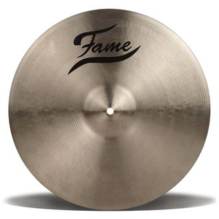 "Fame Masters B20 Crash 15"" Natural Finish Produktbillede"