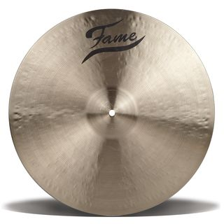 "Fame Masters B20 Crash 18"" Natural Finish Produktbillede"