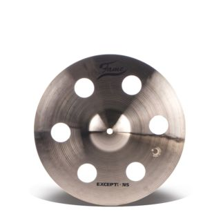 "Fame Masters B20 Holey Crash 14"" Natural Finish Produktbild"