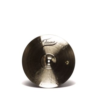 "Fame Masters B20 Medium Hi-Hats 14"" (Brilliant) Product Image"