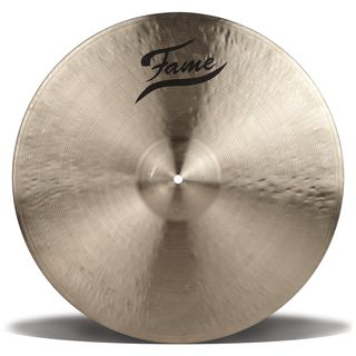 "Fame Masters B20 Thin Ride 20"", Natural Finish Produktbild"