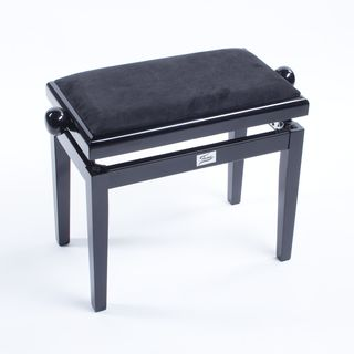 Fame Piano bench black polish Produktbillede