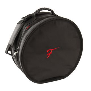 "Fame Pro Line Snare Soft-Case 14"" x 6.5"" (Black/Red) Product Image"