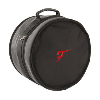 "Fame Pro Line Tom Soft-Case 12"" x 10"" (Black/Red) Product Image"