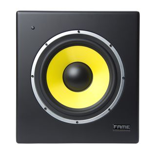 "Fame Pro Series RPM 10S active Studio Subwoofer 10"" Product Image"
