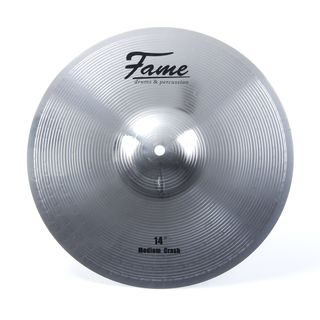 "Fame Reflex Crash 14"" (Silver) Product Image"