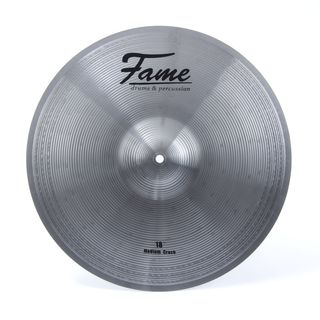"Fame Reflex Crash/Ride 18"" (Silver) Product Image"