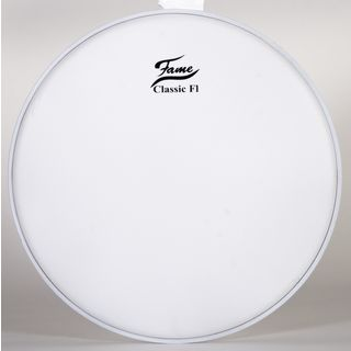 "Fame Snare Head Classic F1, 14"", coated Product Image"