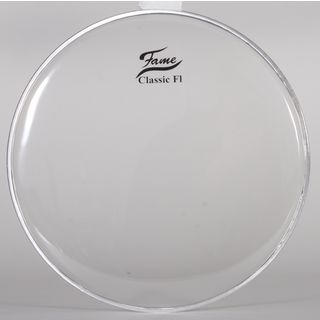"Fame Tom Head Classic F1, 12"", clear Produktbillede"