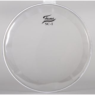 "Fame Tom Head SC1, 10"", Sound Control, clear Product Image"