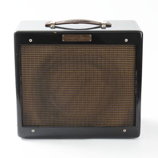 Fender '57 Custom Champ Journeyman Relic Black Produktbild