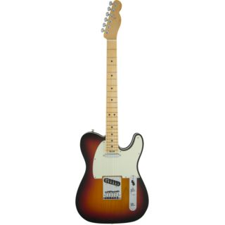 Fender American Elite Telecaster MN 3-Color Sunburst Product Image