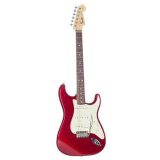 Fender American Original '60s Stratocaster RW Candy Apple Red Изображение товара