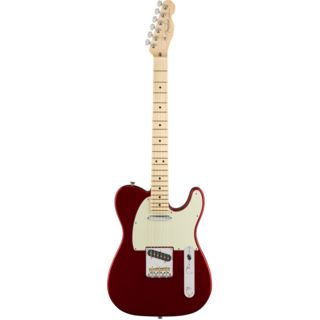Fender American Professional Telecaster Candy Apple Red Product Image
