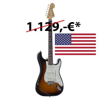 Fender American Special Stratocaster RW 2TS 2-Tone Sunburst Product Image