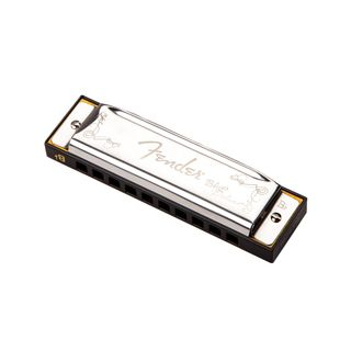 Fender Blues Deluxe Harmonica Key of D Product Image
