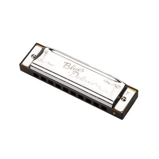 Fender Blues Deluxe Harmonica Key of F Product Image