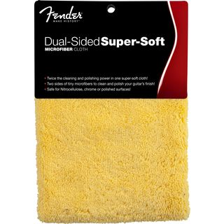 Fender Dual Sided Super Soft Cloth Microfiber Product Image