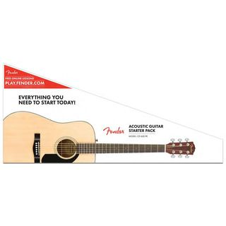 Fender FA-115 II Dreadnought Pack NAT Produktbild