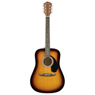 Fender FA-125 Dreadnought Sunburst Produktbild