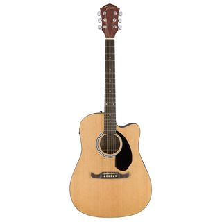 Fender FA-125CE Dreadnought Natural Product Image