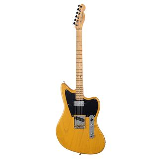 Fender FSR Limited Offset Telecaster Ash MN Humbucker Butterscotch Blonde Produktbild