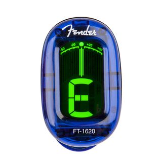 Fender FT-1620 Clip-on Tuner LPB California Series Product Image