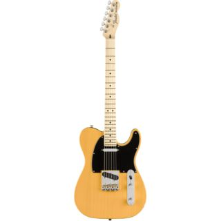 Fender Limited Edition American Performer Telecaster MN Butterscotch Blonde Produktbild