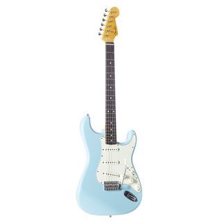 Fender Made in Japan Traditional '60s Stratocaster Sonic Blue Product Image
