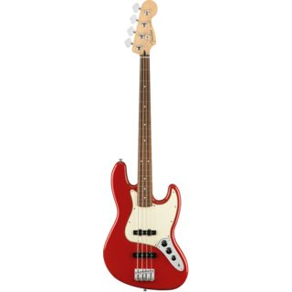 Fender Player Jazz Bass PF Sonic Red Product Image