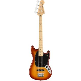 Fender Player Mustang Bass PJ MN Sienna Sunburst Product Image