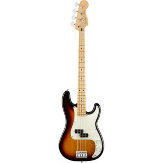 Fender Player Precision Bass MN 3-Color Sunburst Product Image